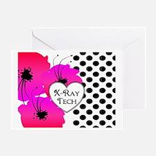xray tech 5 Greeting Card