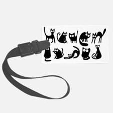 Cute cats Luggage Tag