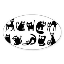 Cute cats Decal