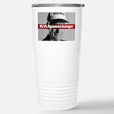 LVL5gamechanger Sam Wal Stainless Steel Travel Mug