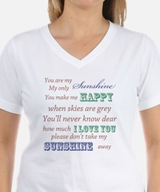 You are my Sunshine Shirt