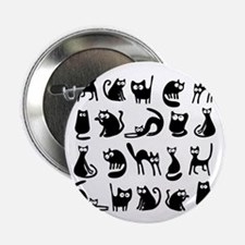 """Funny cats 2.25"""" Button"""