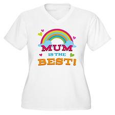 Mum Is The Best T-Shirt