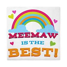 MeeMaw is the Best Queen Duvet