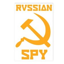 I am a Russian spy Postcards (Package of 8)