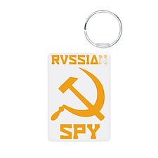 I am a Russian spy Keychains