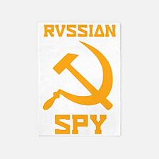 I am a Russian spy 5'x7'Area Rug