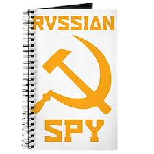 I am a Russian spy Journal