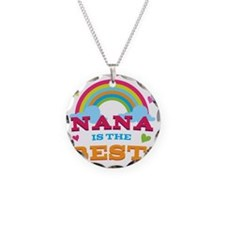 Nana Is The Best Necklace