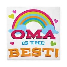 Oma Is The Best Queen Duvet
