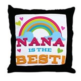 Best nana Throw Pillows