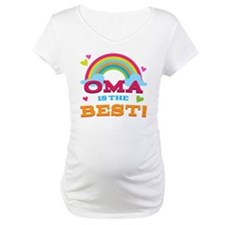 Oma Is The Best Shirt