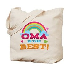 Oma Is The Best Tote Bag