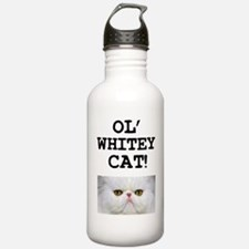 WHITE CAT! Z - OL WHIT Water Bottle
