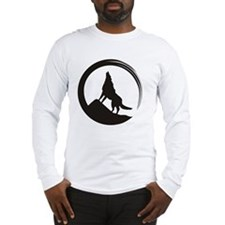 The Sanctuary Field Logo Long Sleeve T-Shirt