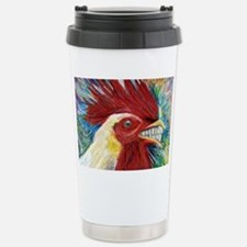 El Gallo de Cabo Stainless Steel Travel Mug
