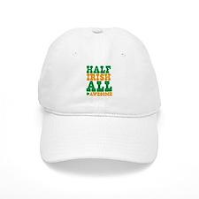 HALF IRISH all AWESOME! Baseball Cap
