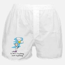 Man Praying Boxer Shorts