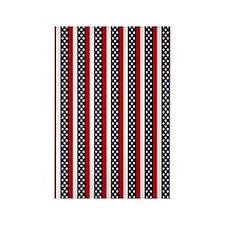 patriotstripes FF Rectangle Magnet