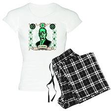 H.P. Lovecraft Cthulhu Zomb Pajamas