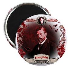 Bram Stoker Dracula Magnet