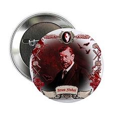 "Bram Stoker Dracula 2.25"" Button"