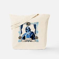 Oscar Wilde Dorian Gray Zombie Tote Bag