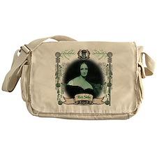 Mary Shelley Frankenstein Messenger Bag