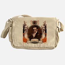Washington Irving Sleepy Hollow Zomb Messenger Bag