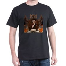 Washington Irving Sleepy Hollow Zombi T-Shirt