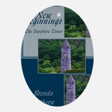 New Beginnings Oval Ornament