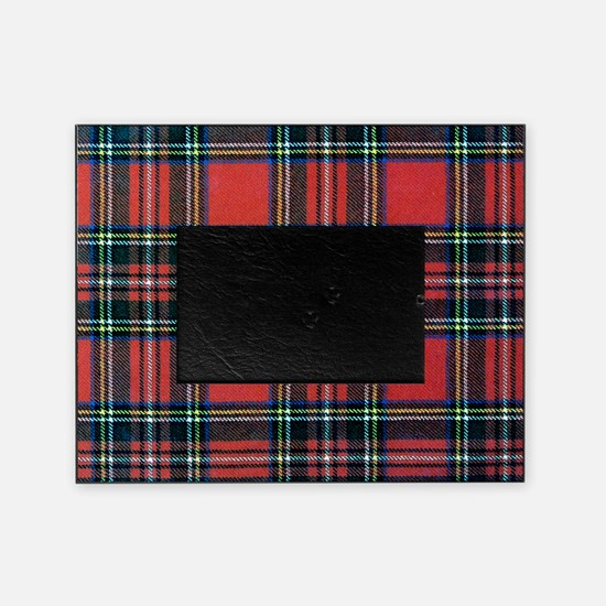 Royal Stewart Tartan2 Picture Frame