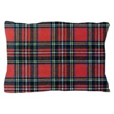 Royal Stewart Tartan2 Pillow Case