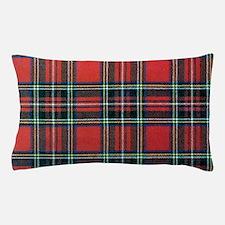 Royal Stewart Tartan2 Pillow Case