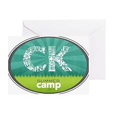 Creating Keepsakes Summer Camp 2013  Greeting Card