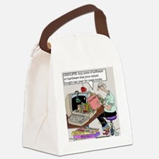 Definition of Obsolete Canvas Lunch Bag