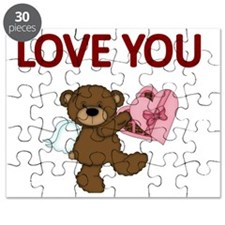 LOVE YOU Puzzle