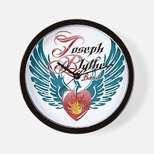 Logo - Joseph Blythe Band Wall Clock