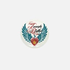 Logo - Joseph Blythe Band Mini Button