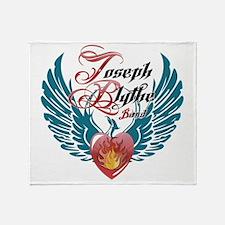 Logo - Joseph Blythe Band Throw Blanket