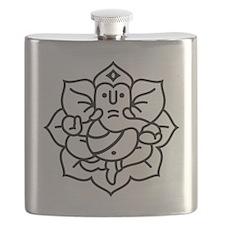 Ganesh Ganesa Ganapati 02_1c Flask