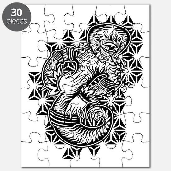 La Llorona Puzzle