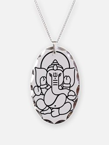Ganesh Ganesa Ganapati 03_2c Necklace