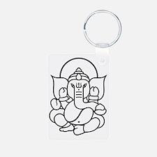Ganesh Ganesa Ganapati 03_ Keychains