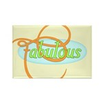 Fabulous Rectangle Magnet (100 pack)