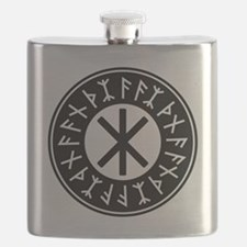 Odin's Protection No.1_1c Flask