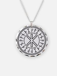 Odin's Protection No.2_2c Necklace