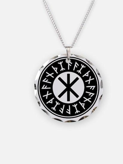 Odin's Protection No.1_2c Necklace