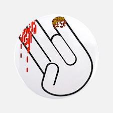 "The Shocker Hand 3.5"" Button"