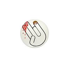 The Shocker Hand Mini Button